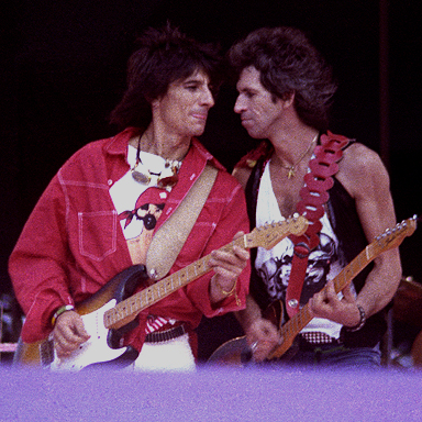 Ron Wood Ronnie Wood and Ronnie Lane - Mahoney's Last Stand
