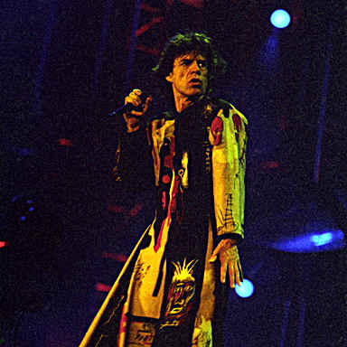 THE ROLLING STONES/BRIDGES TO BABYLON/1998 Rolling Stones